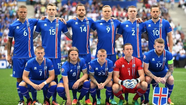 870a936fa39 Iceland Squad for 2018 FIFA World Cup in Russia - FiFA World Cup 2018