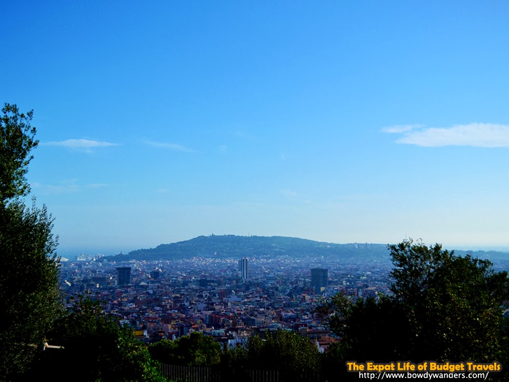 bowdywanders.com Singapore Travel Blog Philippines Photo :: Spain :: Barcelona's Overlooking View – The Good, The Bad, The Nice