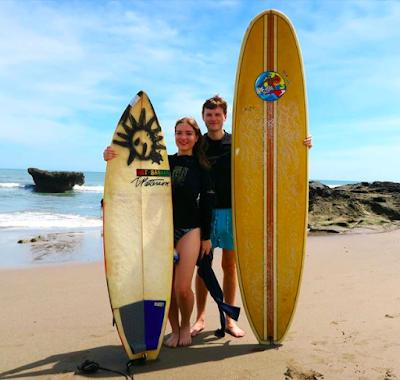 surf and yoga retreat bali