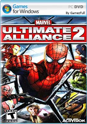 Marvel Ultimate Alliance 2 PC Full