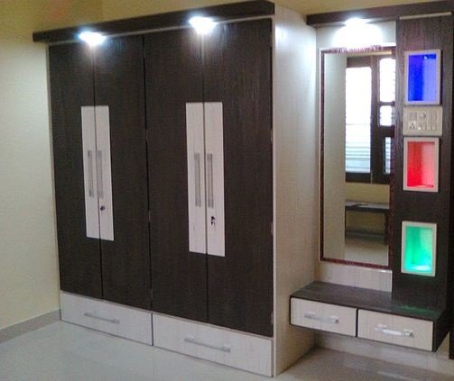 Modern Bedroom Cupboard Design Ideas Wooden Wardrobe Interior Designs 2020