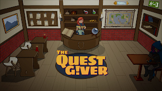 The Quest Giver Wallpaper