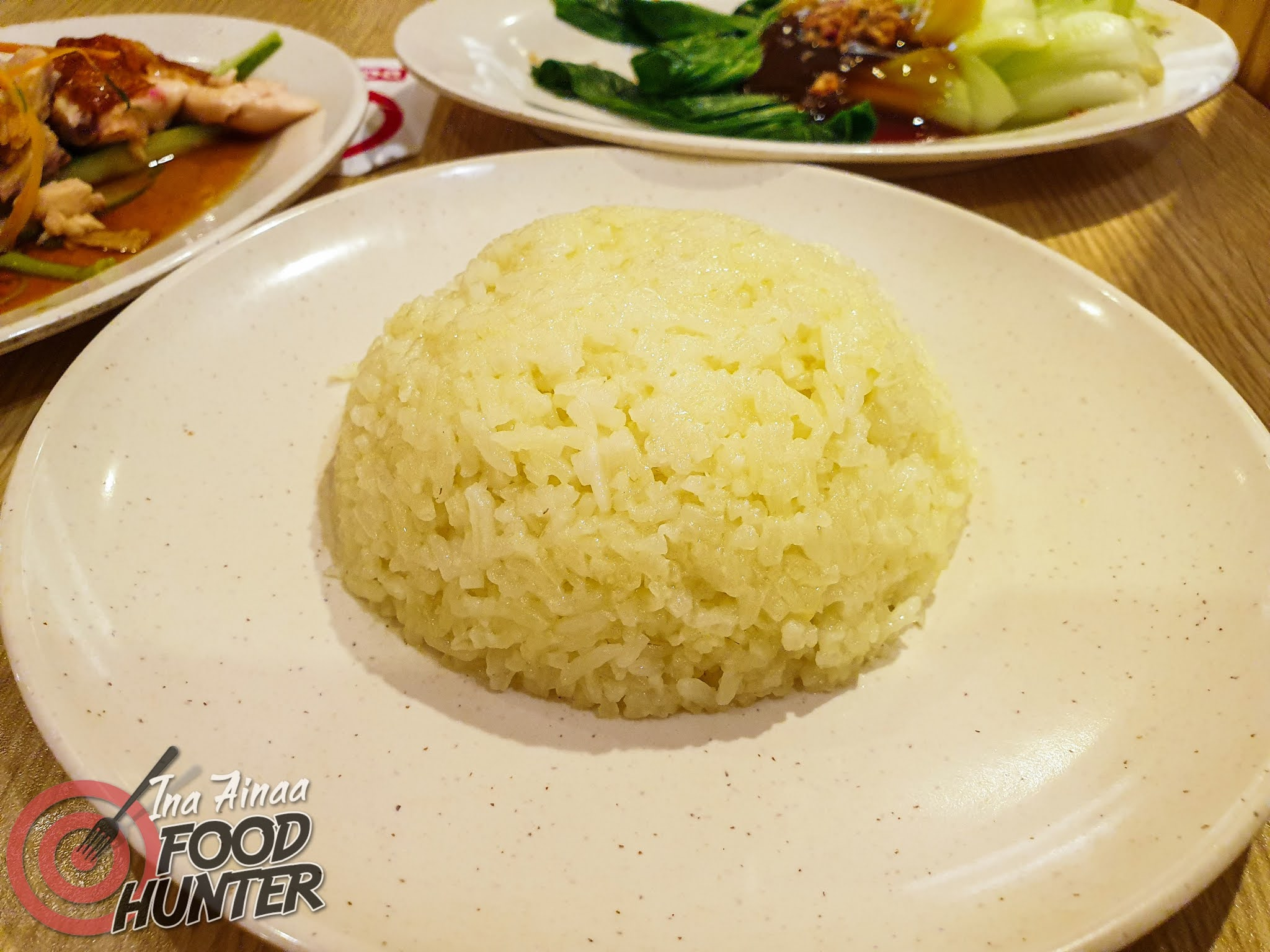 GRILLED BUTTER CHICKEN TCRS - Hak Milik Ina Ainaa