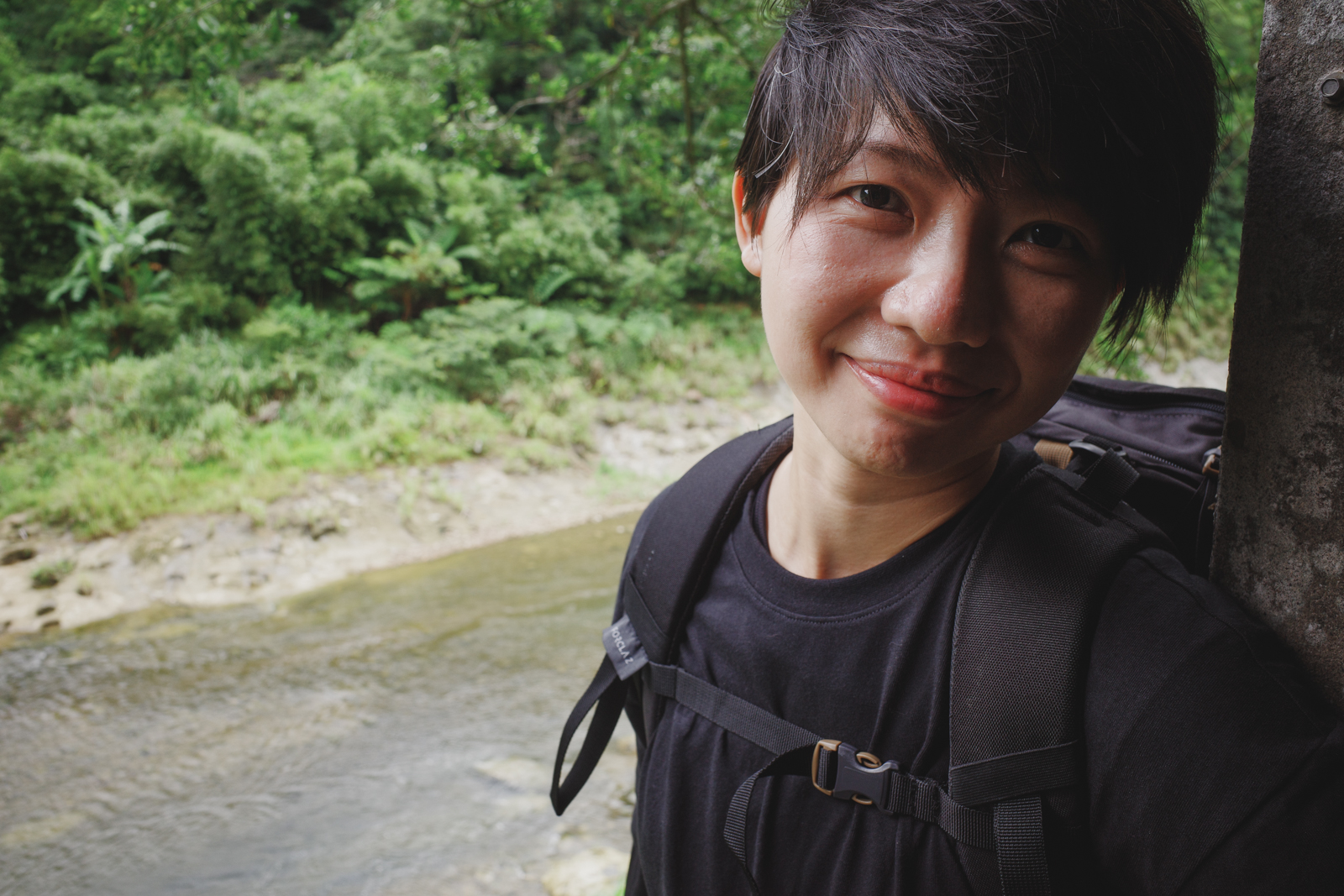 台北風景 · 三貂嶺 · 忘憂谷 〈 Ricoh GR III 登山系色調 FP100 〉