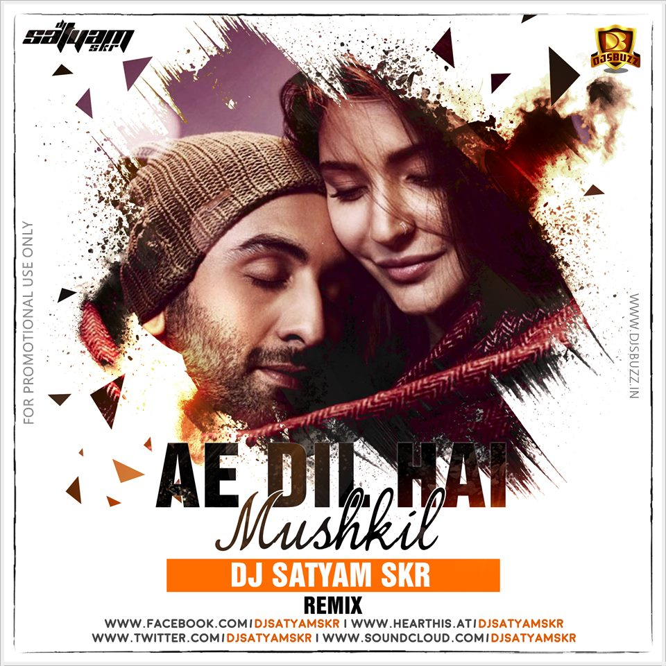 Ae dil hai mushkil 320kbps song download