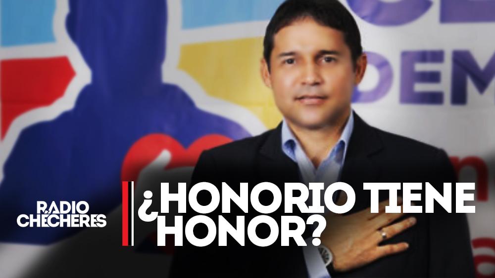 ¿Honorio tiene honor?