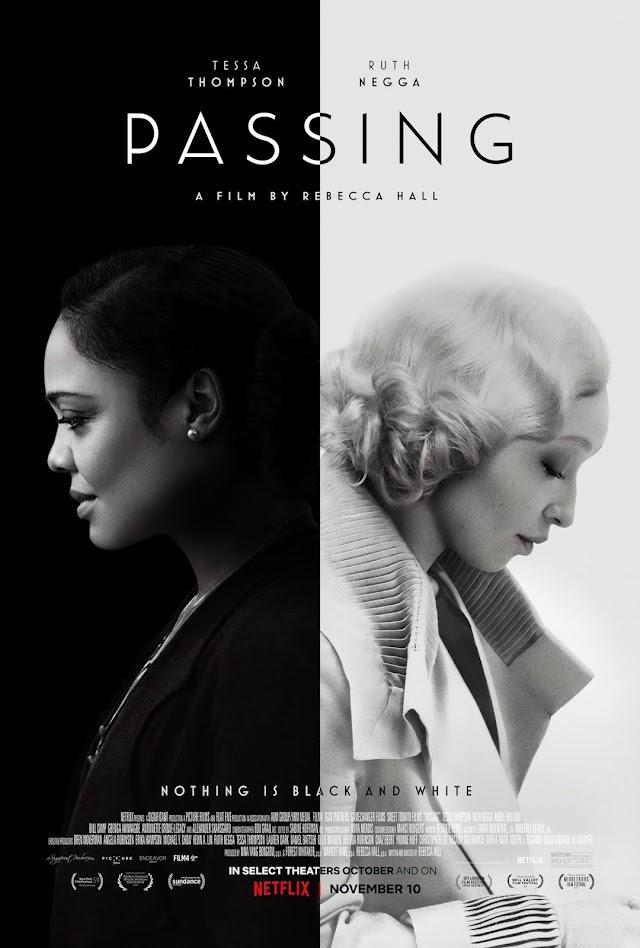 Passing (Trailer Film Netflix 2021) Mirajul Identității