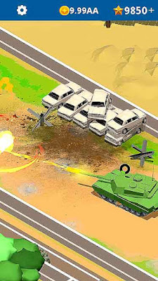 Idle Army Base Apk Mod Hack Unlimited