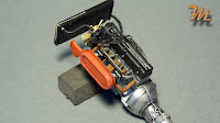Nissan / Datsun 240Z Fairlady scale model engine