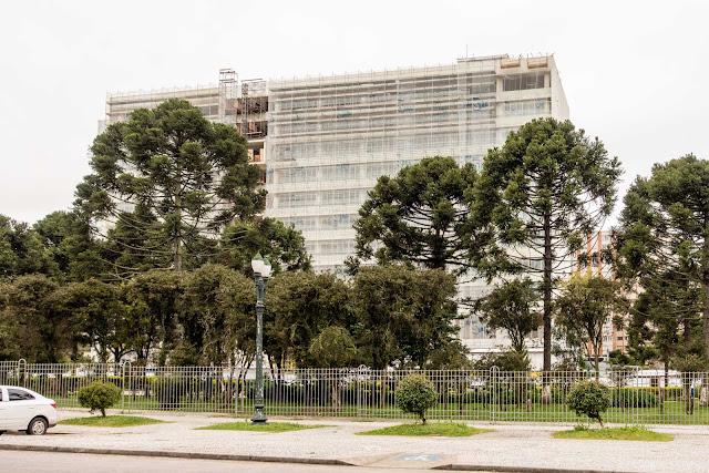Tribunal de Justiça do Estado do Paraná (Palácio da Justiça)