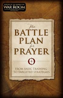 War Room - The Battle Plan for Prayer