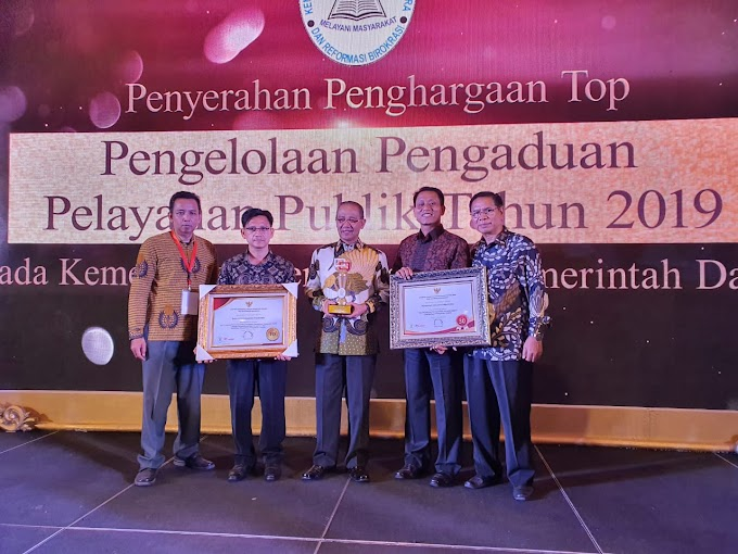 Dua Penghargaan Pelayanan Publik Diraih Kabupaten Majalengka