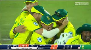 South Africa vs England Highlights   1st T20I   2020 - Crichighlightsvidz