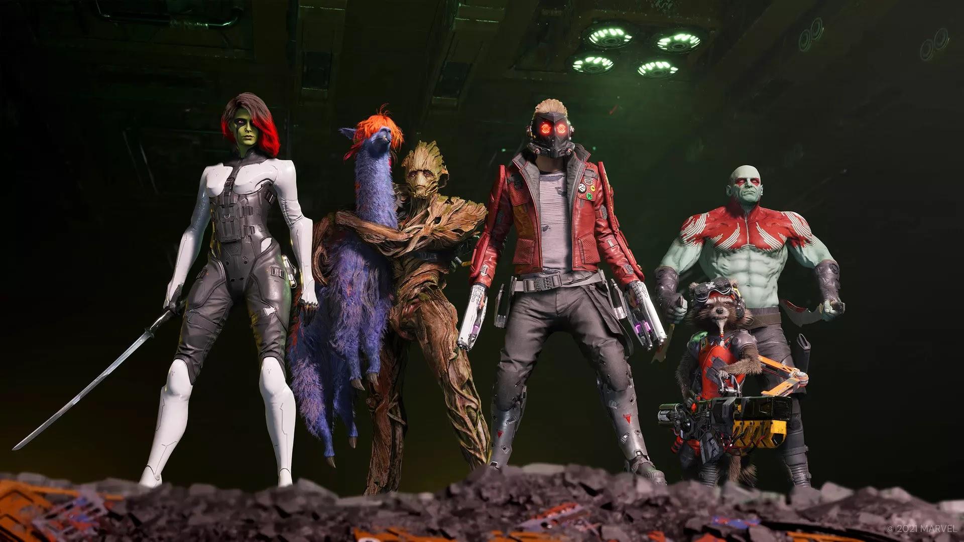 Square Enix at E3 2021 Main Image