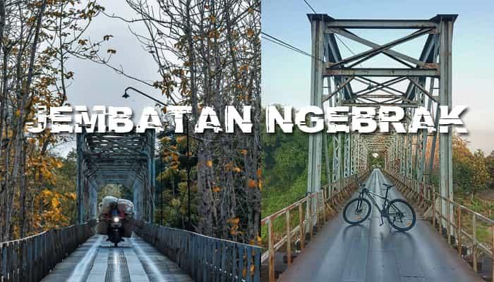 Jembatan Krektek Madiun