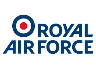 Royal Air Force UK Logo Vector