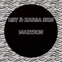 Harga Skin handphone maxtron