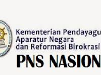 Informasi Guru PNS Nasional. Apa itu PNS Nasional?
