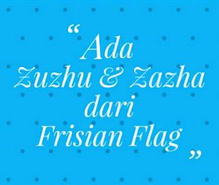 zuzhu dan zazha frisian flag, varian rasa zuzhu dan zazha, harga susu zuzhu dan zazha,