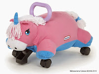 Ride-on Car Little Tikes Pillow Racers Unicorn