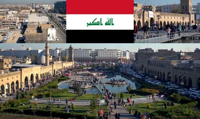 profil negara irak