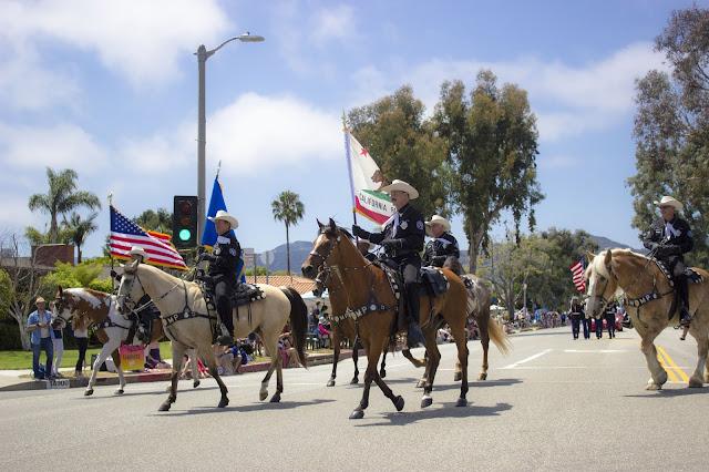 Fourth July Parade Pacific Palisades