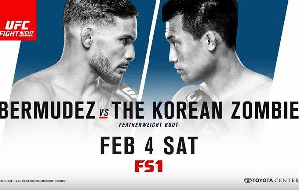 Assistir UFC hoje ao vivo grátis em HD 04/02/2017