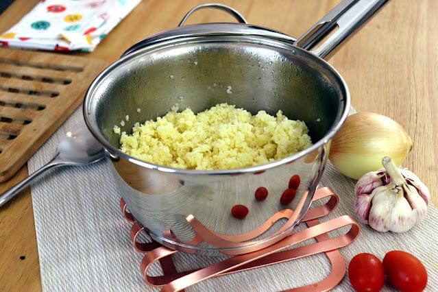 Substituir o arroz pelo painço