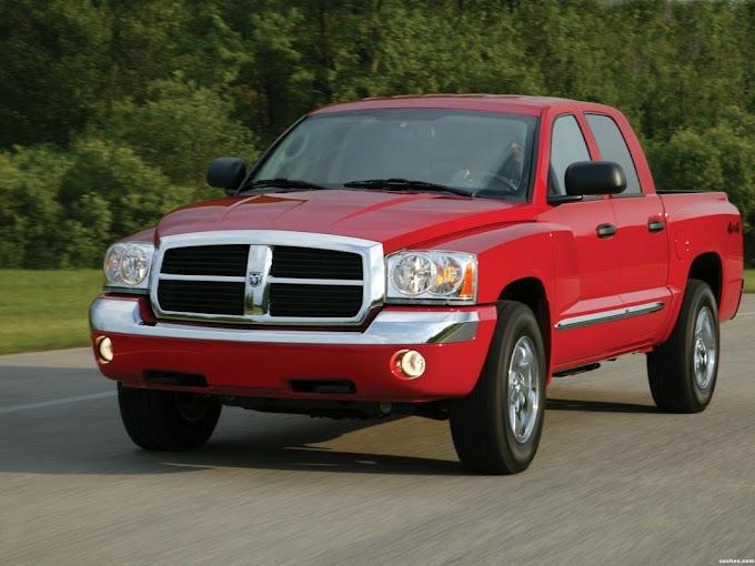 Descarga el Manual de taller Dodge Dakota 2005