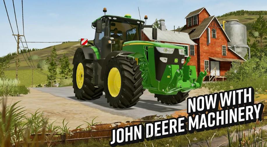 تحميل لعبة Farming Simulator 20