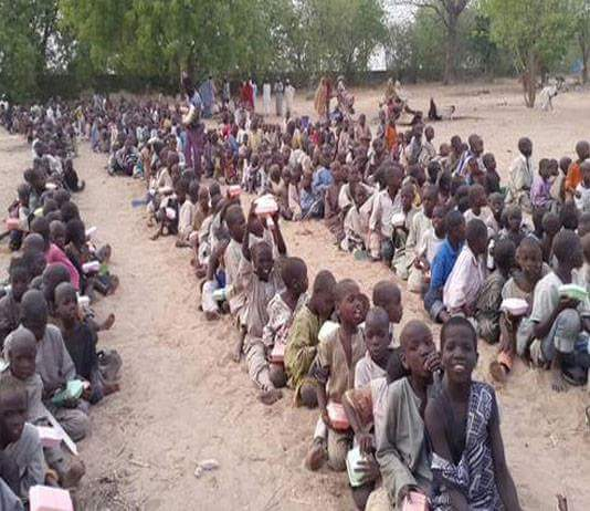 UN Warns:  Mass Starvation Imminent In Nigeria