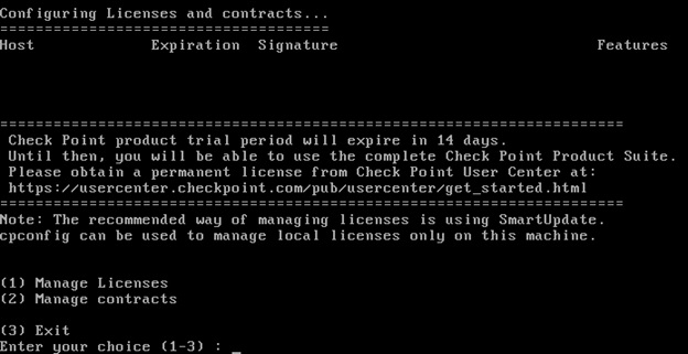 My Check Point CCSA Journal: Check Point Command Line Interface (CLI)
