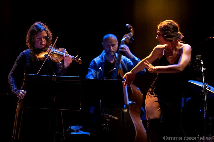 Lluna Aragón, Franco Molinari i Marina Cardona, Auditori de Barcelona, 25/3/21