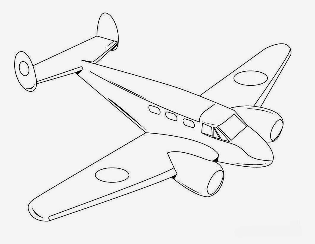 BAÚ DA WEB : Desenhos E Riscos De Avião