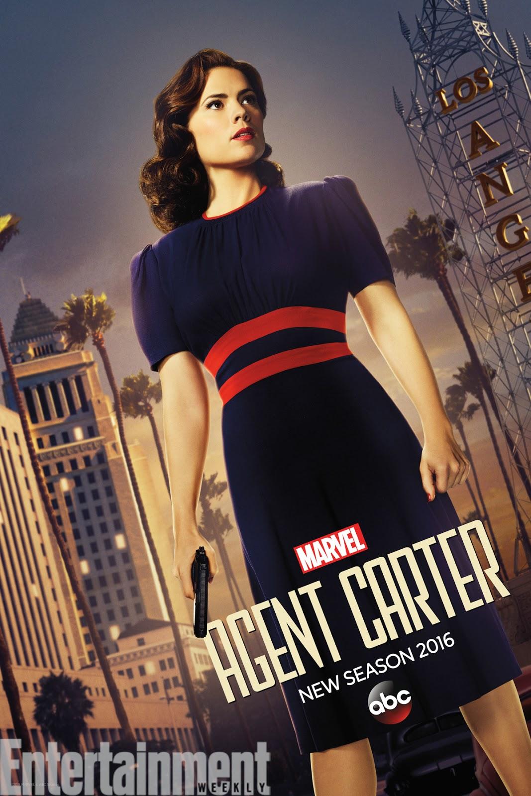 Marvel's Agent Carter saison 2 en français