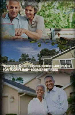 Senior Citizen Housing Choices For Today's Baby Boomer Retirees, Senior Citizen Housing