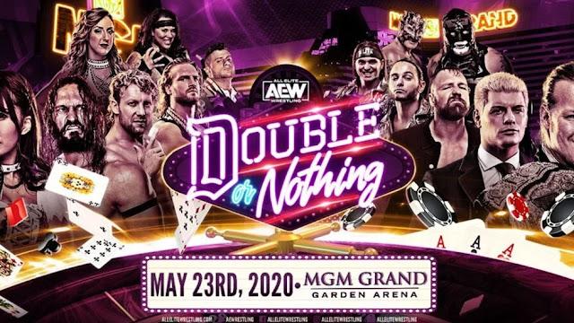 AEW anuncia mais um participante da Casino Ladder Match