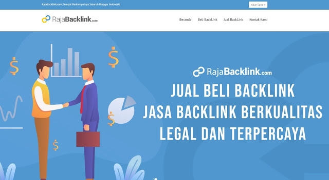Raja Backlink