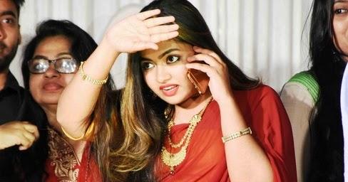 shaalin zoya latest photos in saree from anu mohan s
