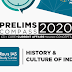 Rau's IAS History & Culture of India Prelims Compass 2020 PDF Notes