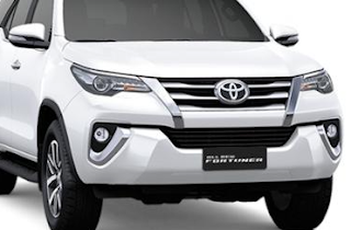 Keunggulan Toyota Fortuner Baru