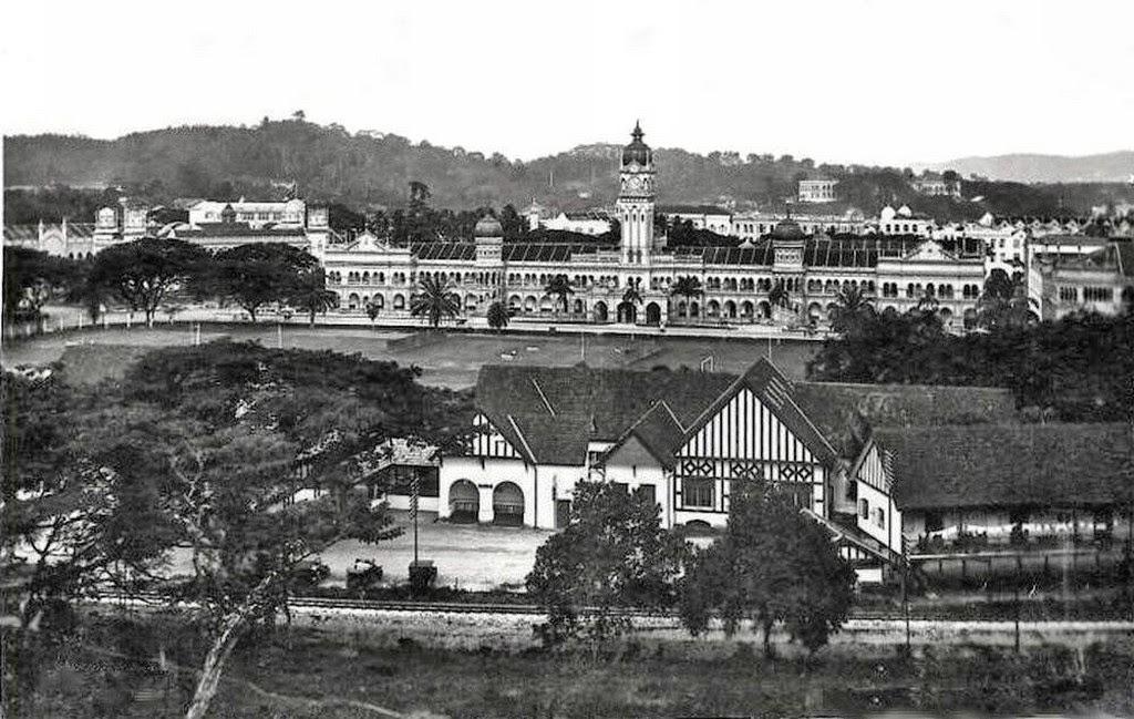 Image result for brickfields 1950