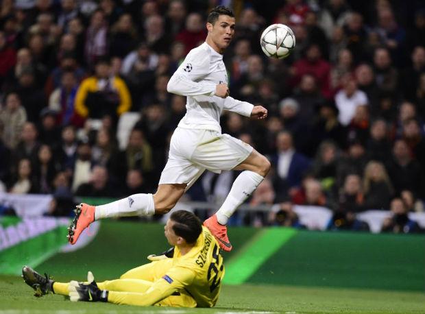 Le Real Madrid s'impose face à la Roma et se qualifie pour les 1:4 de Ligue des Champions