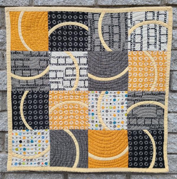 Noodles quilt pattern | DevotedQuilter.com
