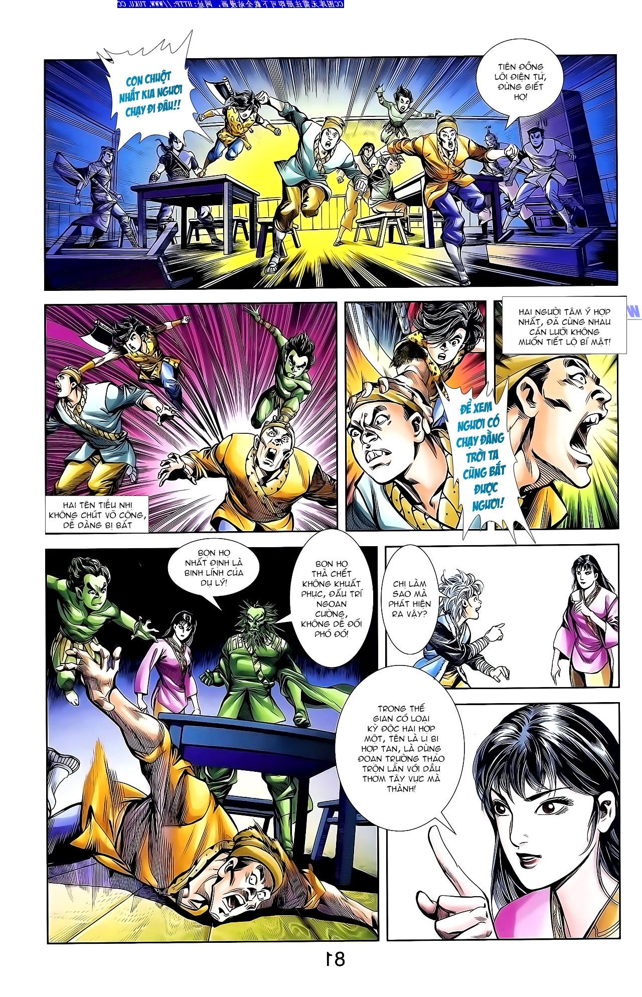 Cơ Phát Khai Chu Bản chapter 141 trang 25
