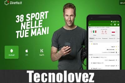 Diretta.it - App Livescore per i risultati di calcio in tempo reale