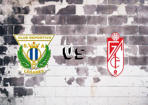 CD Leganés vs Granada  Resumen