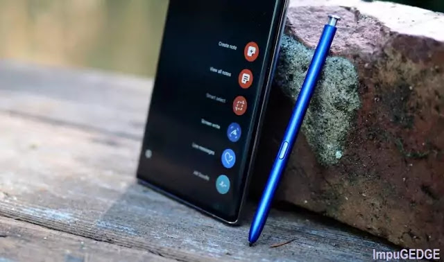 Samsung Galaxy Note 10 lite features