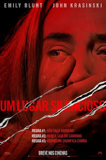Um Lugar Silencioso (2018) Torrent – BluRay 720p | 1080p Dublado / Dual Áudio 5.1 Download