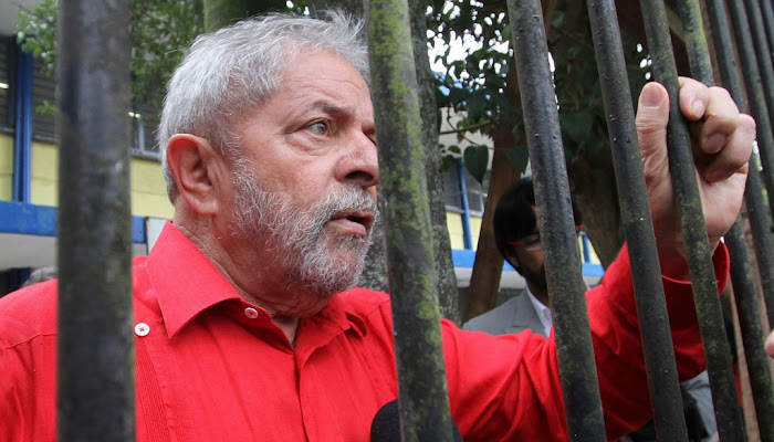 Acompanhe a transmissão do julgamento do recurso de Lula no STJ